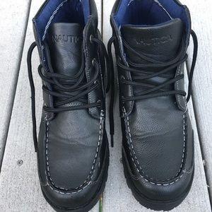 NAUTICA Big Boys Boots.